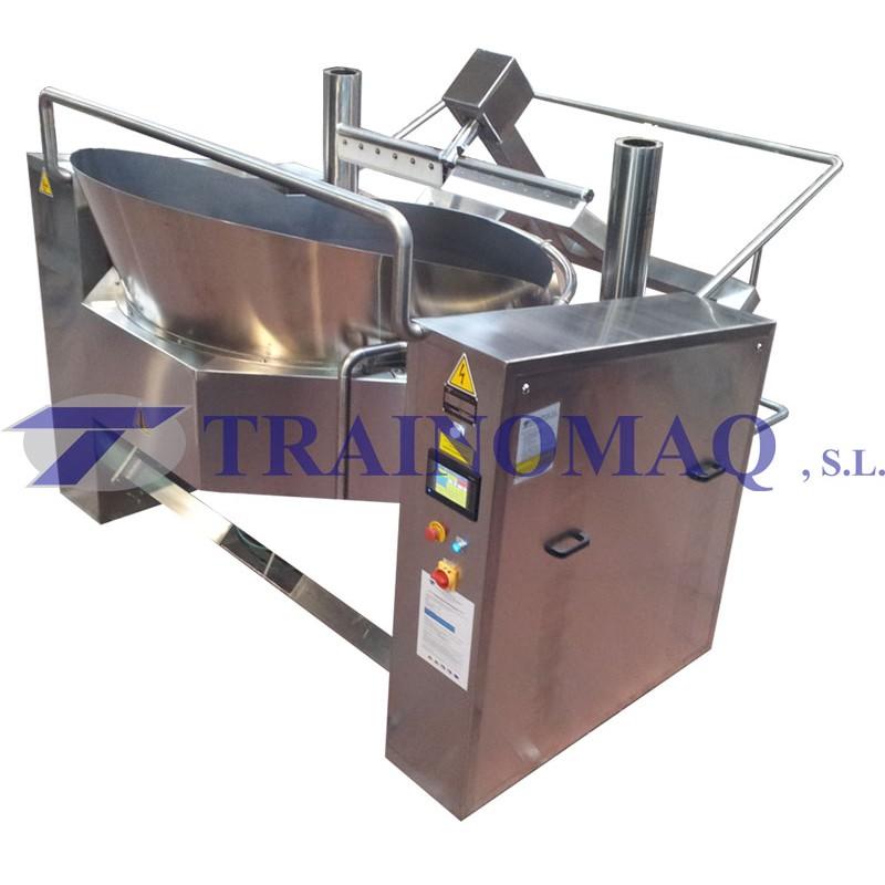 Industrial fryers