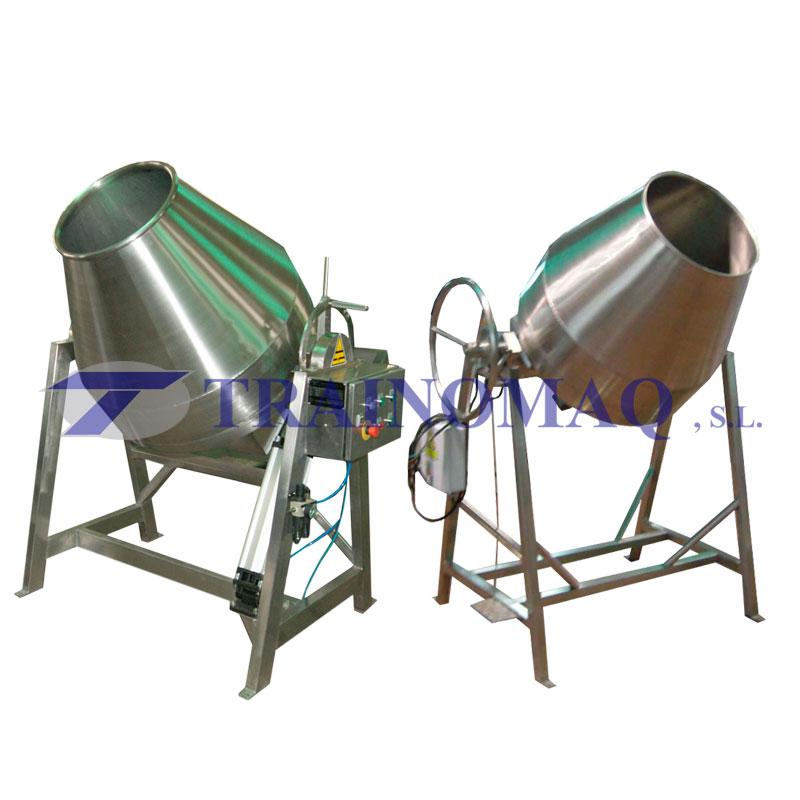 Bombo mezclador (hormigonera)