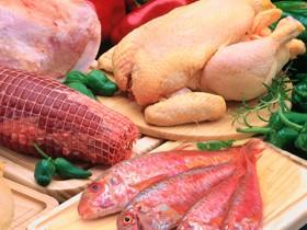 Carne y pescado
