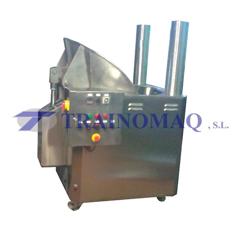 Freidora industrial semi-automática
